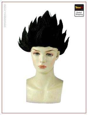 Dragon Ball Z costume Saiyan wig Normal Official Dragon Ball Z Merch