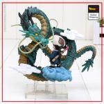 DBZ Figure  Shenron & Son Goku Small Default Title Official Dragon Ball Z Merch