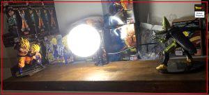 Dragon Ball Z lamp Gohan vs Cell (Collector) Default Title Official Dragon Ball Z Merch