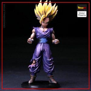 DBZ Figure Gohan Chocolate Edition Default Title Official Dragon Ball Z Merch