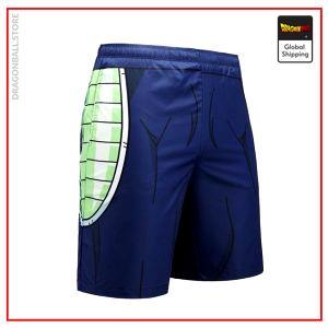 DBZ Shorts  Bardock S Official Dragon Ball Z Merch