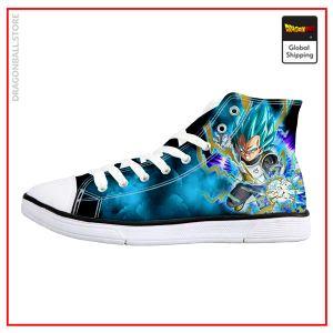 DBS Shoes  Vegeta SSJ Blue 37 Official Dragon Ball Z Merch