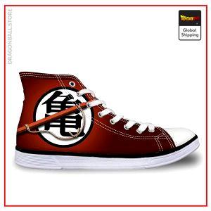 """Dragon Ball Shoes  Magic Stick """"Kame"""" 37 Official Dragon Ball Z Merch"""