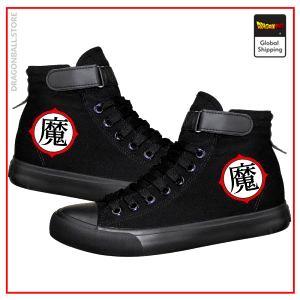 "Dragon Ball Shoes  Kanji ""Ma"" 35 Official Dragon Ball Z Merch"