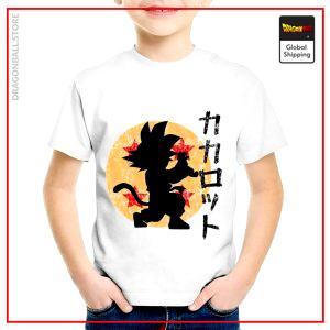 DBZ Child T-Shirt  Goku Kamehameha 3 years Official Dragon Ball Z Merch
