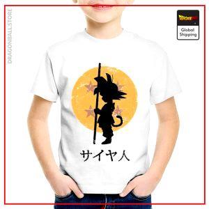 T-Shirt DBZ Child  Goku Small 3 years Official Dragon Ball Z Merch