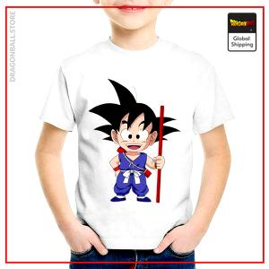 T-Shirt DBZ Child  Mini Goku 3 years Official Dragon Ball Z Merch