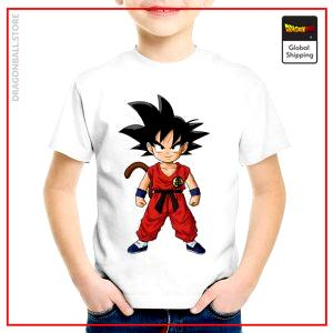 T-Shirt DBZ Child  Young Warrior 3 years Official Dragon Ball Z Merch