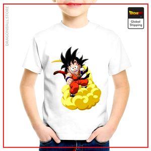 T-Shirt DBZ Child  Magic Cloud 3 years Official Dragon Ball Z Merch