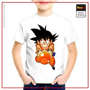 T-Shirt DBZ Child  Crystal Ball 3 years Official Dragon Ball Z Merch
