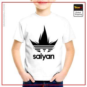 T-Shirt DBZ Child  Vegeta Adidas 3 years Official Dragon Ball Z Merch