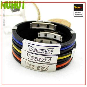 Dragon Ball Z bracelet  High end Blue Official Dragon Ball Z Merch