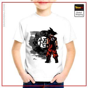 DBZ Child T-Shirt  Saiyan Destiny 3 years Official Dragon Ball Z Merch