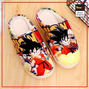 Dragon Ball Z Slippers Goku 36 - 37 Official Dragon Ball Z Merch