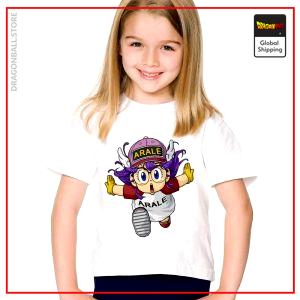 T-Shirt DBZ Child  Arale 3 years Official Dragon Ball Z Merch