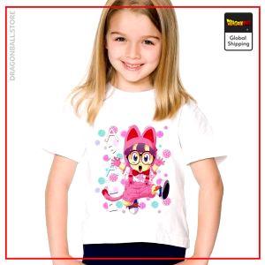 DBZ Child T-Shirt  Arale Cosplay 3 years Official Dragon Ball Z Merch