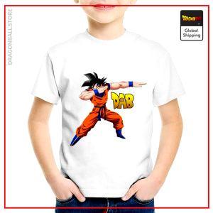 DBZ Child T-Shirt  Goku DAB Normal / 3 years Official Dragon Ball Z Merch