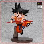 DBZ Figure Son Goku Small Default Title Official Dragon Ball Z Merch
