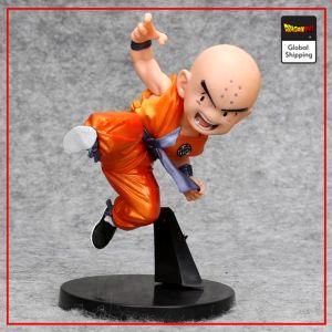 DBZ figure Krilin Default Title Official Dragon Ball Z Merch