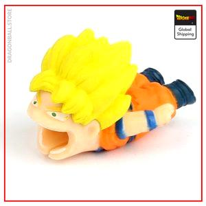 DBZ Cable Protector  Goku Super Saiyan Default Title Official Dragon Ball Z Merch