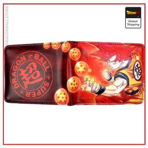 Dragon Ball Wallet Crystal Balls Default Title Official Dragon Ball Z Merch