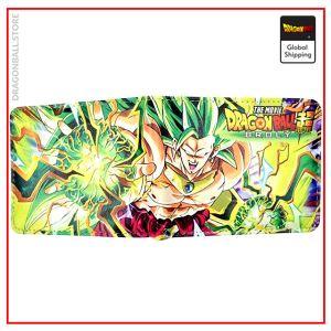 Dragon Ball Z Wallet Omega Blaster Default Title Official Dragon Ball Z Merch
