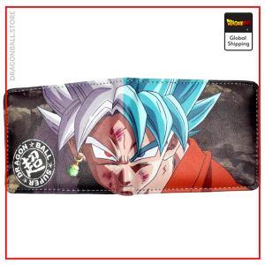 Dragon Ball wallet  Goku vs Zamasu Default Title Official Dragon Ball Z Merch