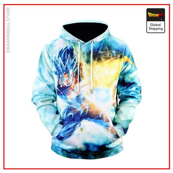 Dragon Ball Super Sweatshirt  Vegeto Spirit Sword M Official Dragon Ball Z Merch