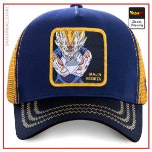 Dragon Ball Z Cap  Majin Vegeta Default Title Official Dragon Ball Z Merch