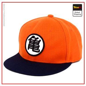 """Dragon Ball Z cap Kame & Go Orange """"Kame Official Dragon Ball Z Merch"""