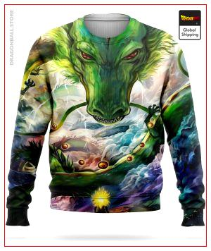 Dragon Ball Z sweater  God Shenron S Official Dragon Ball Z Merch