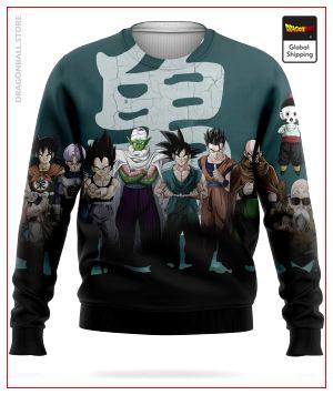 Dragon Ball Z Sweater  Saiyan Universe S Official Dragon Ball Z Merch