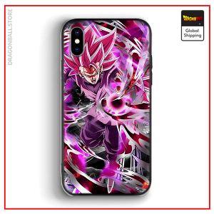 DBS iPhone Case Goku Black Rosé iPhone 5 & 5S & SE Official Dragon Ball Z Merch