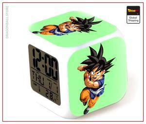 Dragon Ball Alarm Clock Sangoku GT Default Title Official Dragon Ball Z Merch