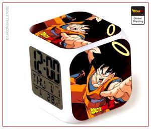 Dragon Ball Z Alarm Clock Goku Paradise Default Title Official Dragon Ball Z Merch