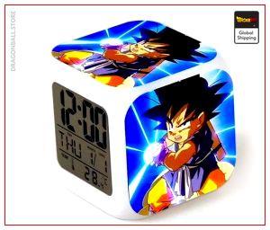 Dragon Ball Alarm Clock Kamehamaha Default Title Official Dragon Ball Z Merch
