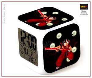 Dragon Ball Alarm Clock Martial Arts Default Title Official Dragon Ball Z Merch