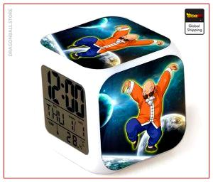 Dragon Ball Alarm Clock Master Roshi Default Title Official Dragon Ball Z Merch