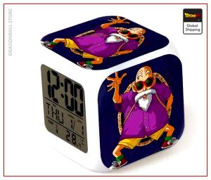 Dragon Ball Alarm Clock Awesome Turtle Default Title Official Dragon Ball Z Merch