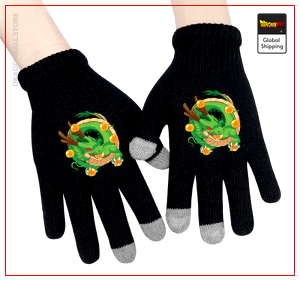 Dragon Ball gloves  Shenron Default Title Official Dragon Ball Z Merch