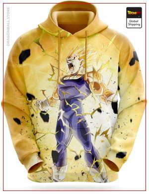 Dragon Ball Z Sweatshirt  Vegeta Ultimate Sacrifice S Official Dragon Ball Z Merch