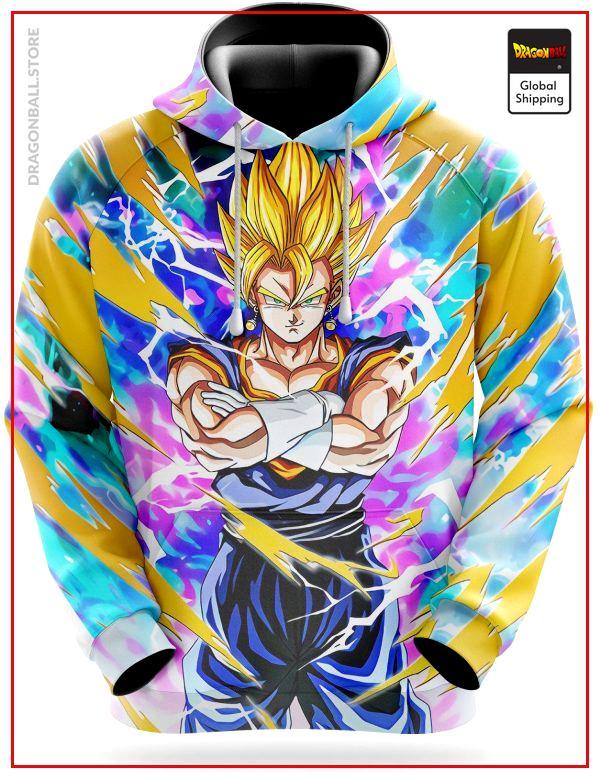 Dragon Ball Z Sweatshirt  Super Vegeto S Official Dragon Ball Z Merch