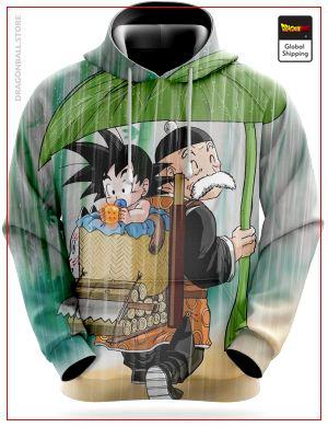 Dragon Ball Sweatshirt  Great Father Son Gohan S Official Dragon Ball Z Merch
