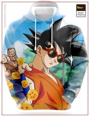 Dragon Ball Z Sweatshirt  Pinch of Salt S Official Dragon Ball Z Merch