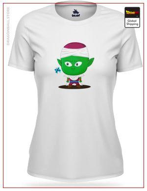 T-Shirt DBZ Woman  Mini Piccolo S Official Dragon Ball Z Merch