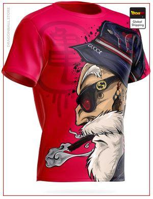 Dragon Ball Z T-Shirt Gucci Genius Turtle S Official Dragon Ball Z Merch