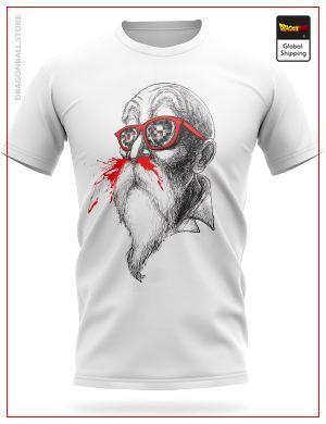 Dragon Ball T-Shirt Master Roshi S Official Dragon Ball Z Merch