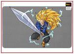 Dragon Ball Rug Trunks of the Future 15 / 40x60cm Official Dragon Ball Z Merch