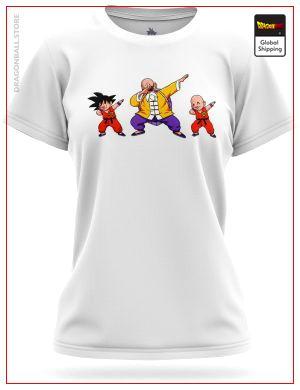DBZ Woman T-Shirt Warrior Dab 8746 / XS Official Dragon Ball Z Merch