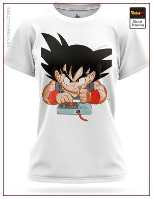 T-Shirt DBZ Woman Video Games 8762 / XS Official Dragon Ball Z Merch
